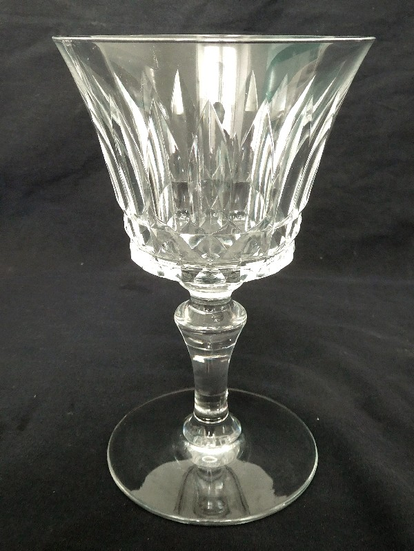 Baccarat crystal liquor glass, Piccadilly pattern - signed - 8cm